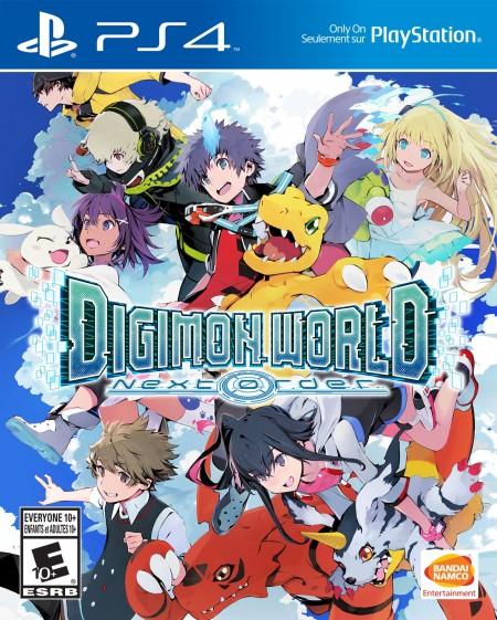 PS4 Digimon World: Next Order (027459)