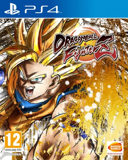 PS4 Dragon Ball FighterZ (029415)
