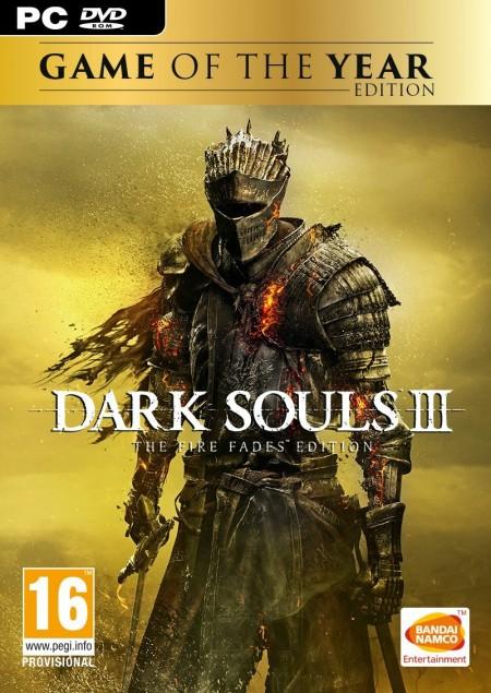 PC Dark Souls 3 GOTY - The Fire Fades Edition (027628)