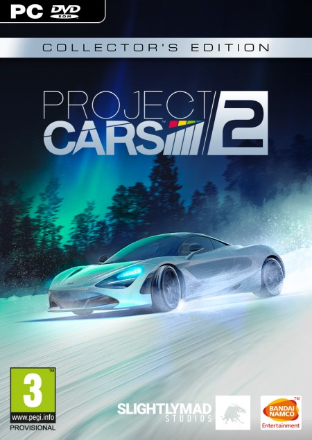 PC Project CARS 2 Collectors Edition (028256)