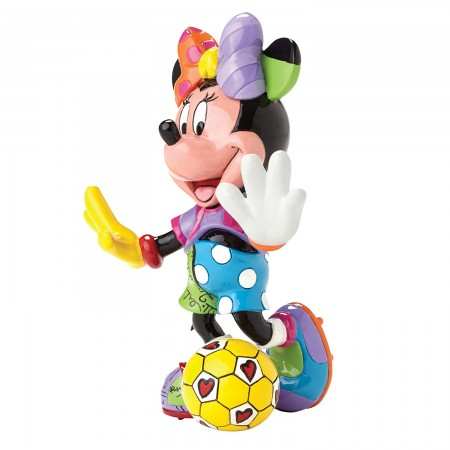 Minnie Mouse Football Figure (028447)
