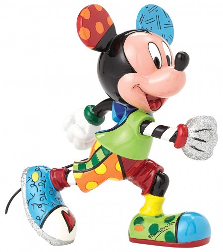 Mickey Mouse Track Figure (028444)