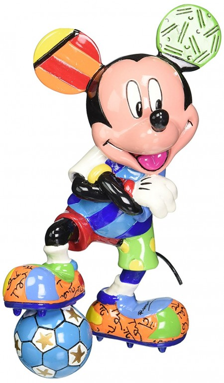 Mickey Mouse Football Figure (028446)