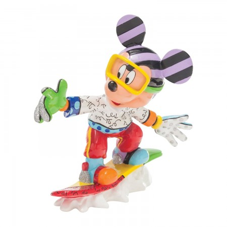 Snowboarding Mickey  (025933)