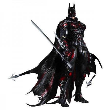 Dc Comics Variant Play Arts Kai -Batman Limited Color Ver.- (022151)