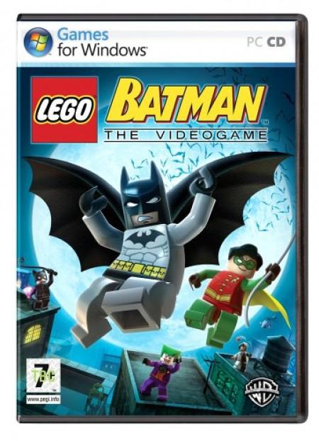 PC Lego Batman: The Videogame (008968)