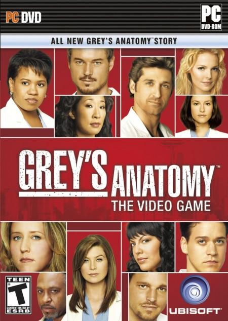 PC Grey's Anatomy (009081)