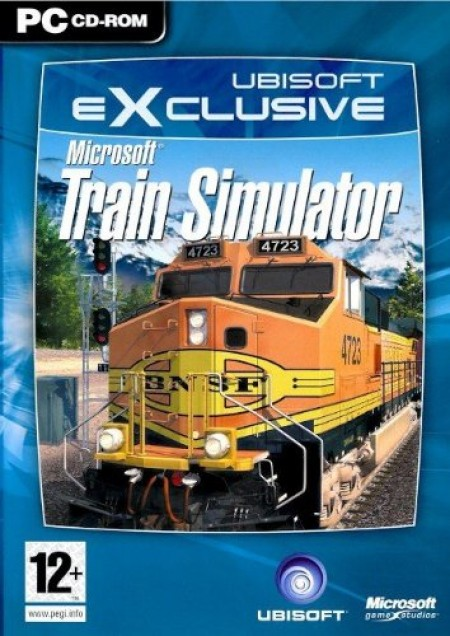 PC Train Simulator (006484)