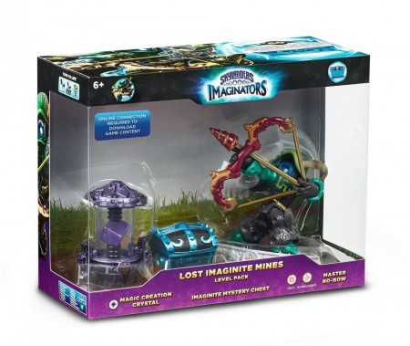 Skylanders Imaginators Adventure Pack 5 (Ro-bow/Magic/Treasure Chest) (027887)