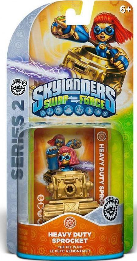Skylanders SWAP Force Sprocket (018859)