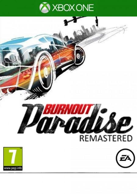 XBOXONE Burnout Paradise Remastered (029862)