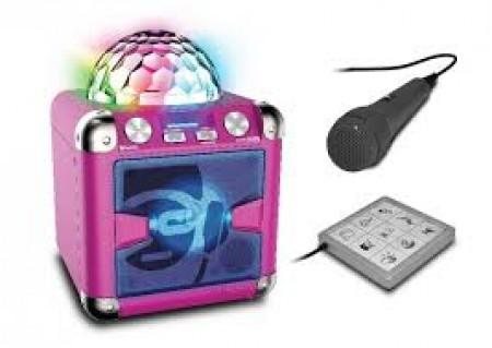 iDance BC-5L pink (029317)
