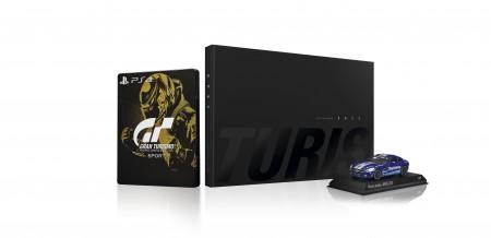 PS4 Gran Turismo Sport Collectors Edition (029109)