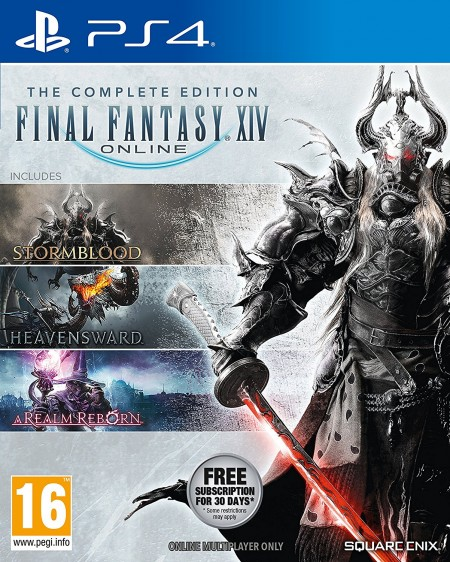 PS4 Final Fantasy XIV Online Complete Edition (028073)