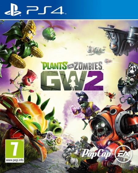 PS4 Plants vs Zombies Garden Warfare 2 (025289)