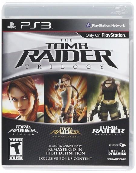 PS3 Tomb Raider Trilogy (013071)