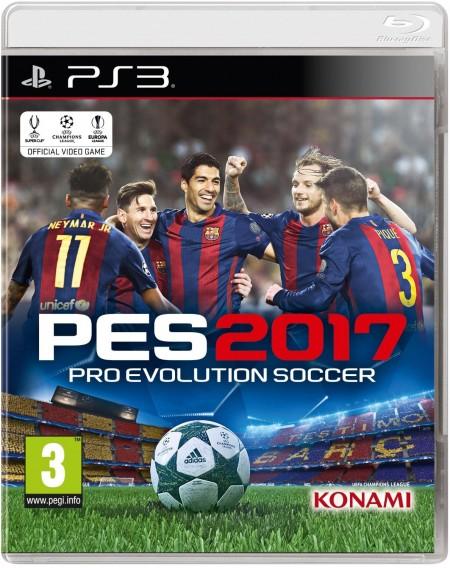PS3 Pro Evolution Soccer 2017 (026318)