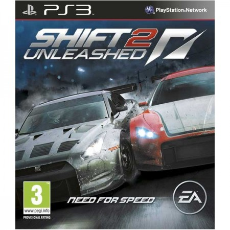 PS3 Need For Speed SHIFT 2 Unleashed (016492)