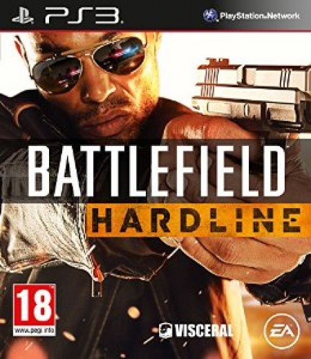 PS3 Battlefield: Hardline (022172)