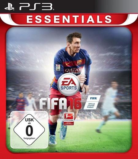 PS3 FIFA 16 Essentials (027696)