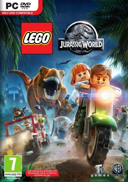 PC Lego Jurassic World (029494)