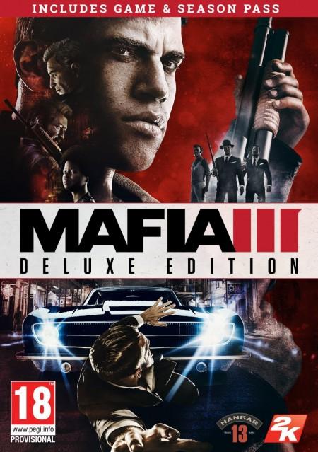 PC Mafia 3 Deluxe (026074)