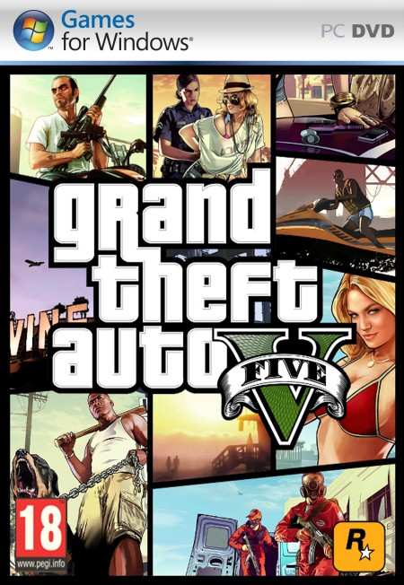 PC Grand Theft Auto 5 (020426)
