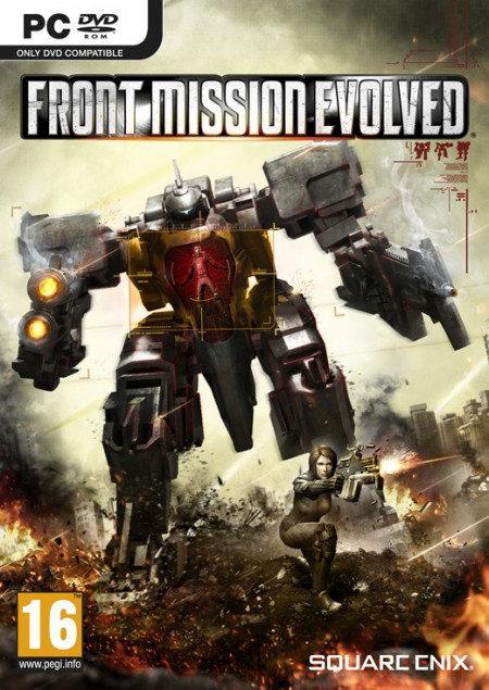 PC Front Mission Evolved (011349)