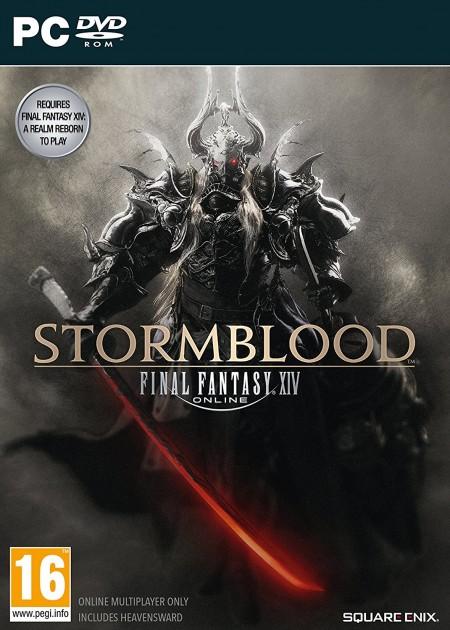 PC Final Fantasy XIV StormBlood exp. (incl. Heavensward exp.) (028070)