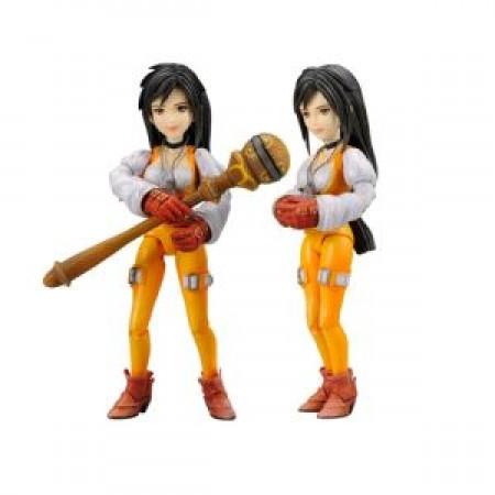Final Fantasy IX Play Arts AF Princess Garnet Til Alexandros the 17th (010414)
