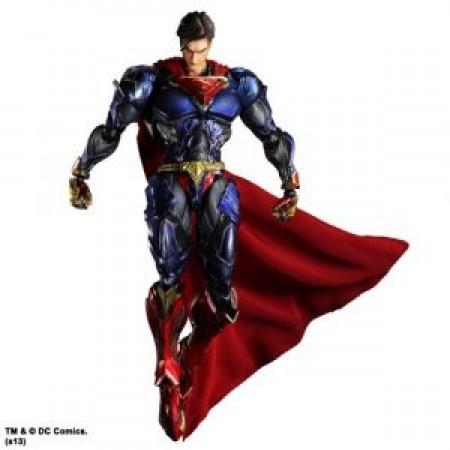 Dc Comics Variant Play Arts Kai -Superman- (022152)