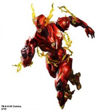 Dc Comics Variant Play Arts Kai Vol.2 -The Flash- (022154)