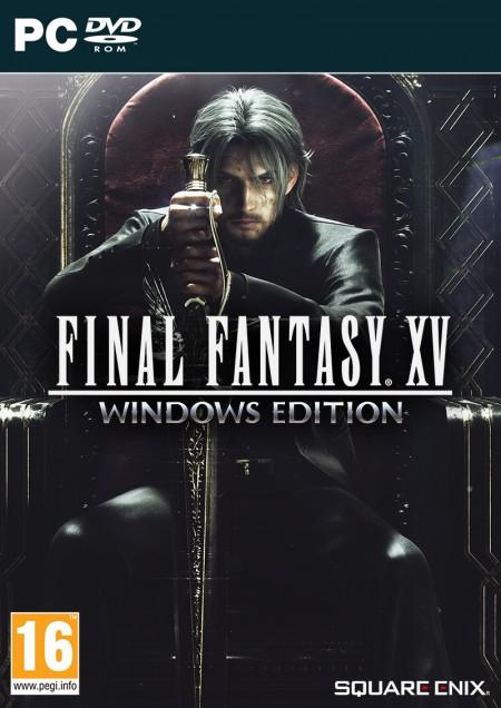 PC Final Fantasy XV Windows Edition (029771)