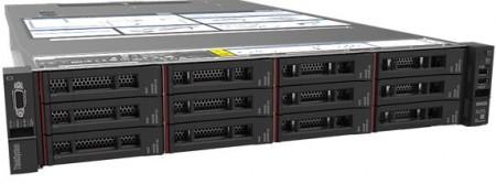 SRV LN SR550 Xeon Silver 4108 16GB 750W