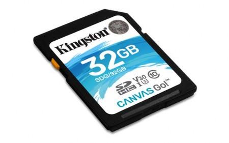 Memorijska kartica Kingston SD 32GB UHS-I Speed Class 3