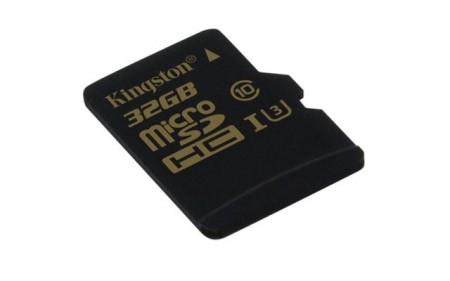Memorijska kartica  Kingston SD MICRO 32GB HC  UHS-I U3