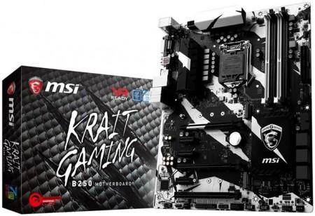 MBO MSI 1151 B250 KRAIT GAMING