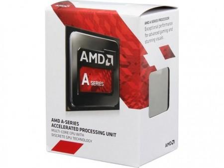 CPU AMD A10 X4 9700