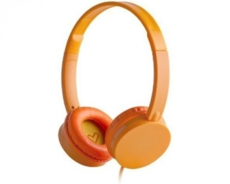 ENERGY SISTEM Energy Colors Tangerine slušalice