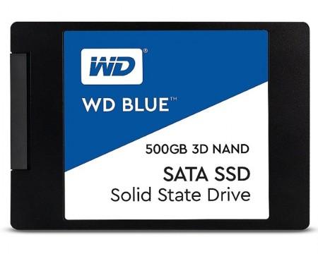 WD 500GB 2.5 SATA III WDS500G2B0A Blue SSD