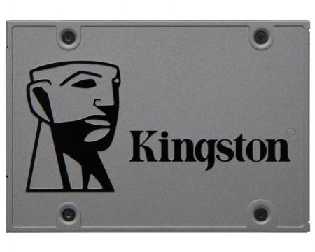 KINGSTON 480GB 2.5 SATA3 SUV500480G SSDnow UV500 series