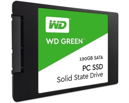WD 120GB 2.5 SATA III WDS120G1G0A Green SSD