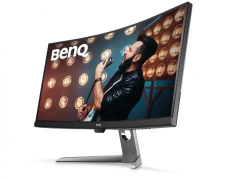 BENQ 35 EX3501R zakrivljeni UWQHD LED monitor