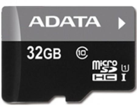 A-DATA UHS-I MicroSDHC 32GB class 10 AUSDH32GUICL10-R