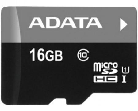 A-DATA UHS-I MicroSDHC 16GB class 10 AUSDH16GUICL10-R