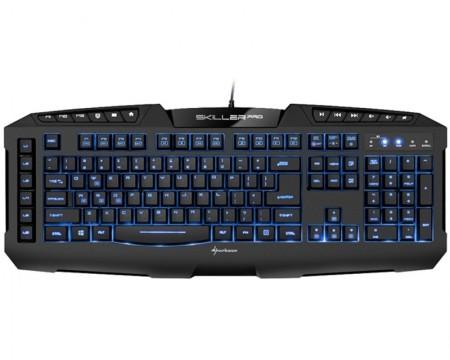 SHARKOON Skiller PRO Gaming US tastatura