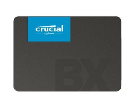 CRUCIAL 480GB 2.5 SATA III SSD BX500 Series CT480BX500SSD1
