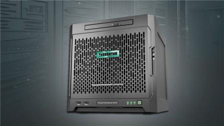 SRV HP PROLIANT MICROSERVER G10 X3216 8GB Entry NHP EU Svr