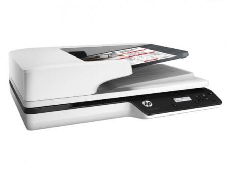 Skener HP SCANJET Pro č0 flatbed Scanner, L2741A