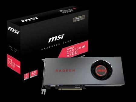 VGA PCIe MSI RX 5700 8G